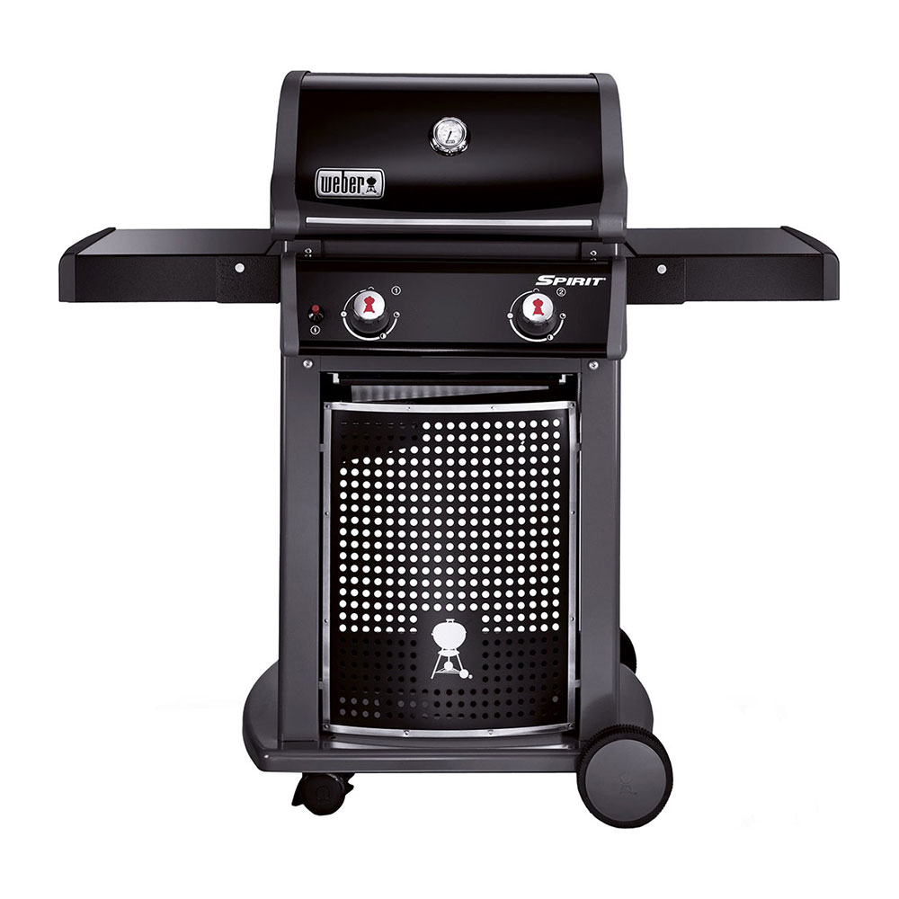 gr tar pe gaz weber spirit e 210 classic black 52 x 45 cm grill expert. Black Bedroom Furniture Sets. Home Design Ideas